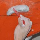 Zahnbürsten gehören zur Standardausrüstung eines Boulderers