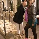 Katharina & Monique jetzt mit Erstbegeher-Ruhm