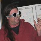 "Jan Oelker mit ""Gletscherbrille"""