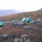 Kaitum und Akto in Lappland