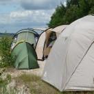Der wirkliche Zeltplatz wird hoffentlich geräumiger;-)