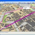 Topo 2010: Filter für entspanntes, StVO-gerechtes Radeln (dunkle Linie)