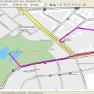 City Navigator: Bad im Teich als Belohnung für Umweg!