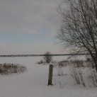Winteridylle am Cospudener See