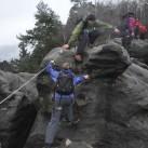 am Klettersteigende