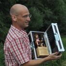 Für 24 Stunden ging der Pokal in die Hände der Talfreunde (Organisatoren) zurück (Dirk von der LG eXa)