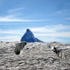 Gletscherspalten mit Matterhorn