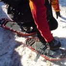 Schneeschuh mit Alurahmen
