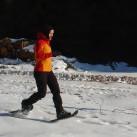 Schneeschuhgehen - Spass im Schnee