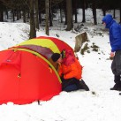Helsport Svalbard 3 - das sturmstabilste Zelt auf der Tour