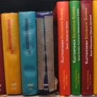 die erste und die zweite sechsbändige Auflage des Klassikers von 1991 und 1999-2001