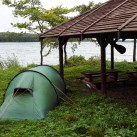 Mit dem Nammatj 2 am Jezioro Drawsko in Polen