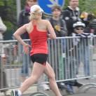 Schnellen Schrittes in Richtung Ziel zum 4. Sieg beim Leipzig Marathon