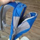 Abnehmbarer Daypack der Poco Premium - genug Platz für Regenjacke & Co