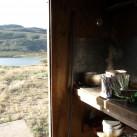 Bild 21: Kochen auf der Hütte in Grönland von Manu