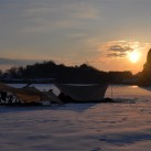 Sonnenaufgang am Spielberg