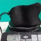 Gewicht mit Packbeutel
