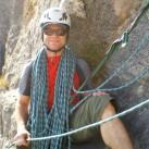 Mit Seil macht Martin eine gute Figur