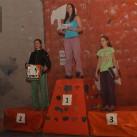 23 Boulder_Siegerehrung der weiblichen Jugend