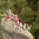 Bild 6: Klettern ist Gemeinschaft von Friedrich