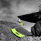 Bild 2: Tim in der Silvretta im Hochalpenpark (Galtür)