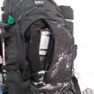 Aufgesetzte Fronttasche: Gut zugänglich und mit viel Platz