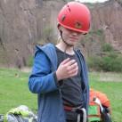 Vorbereitung zum Treffen der jungen Bergsteiger
