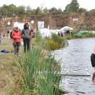 Einmal übers Wasser gehen: Bergfilmfestival 2009