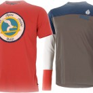 Bunte Farben bei den Shirts