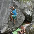 Johannes im Boulder