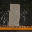 Bergfilmpreis 2013, gestaltet von Prof. Jochen Ziska