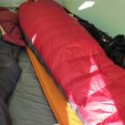 Tropicana Highlight -morgendliches Erwachen im Zelt