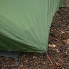 Power Lizard SUL: trockene Füße im Zelt - trotz Regen