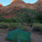 Power Lizard SUL: Einsamkeit beim Zelten