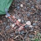 Power Lizard SUL: Gummischlaufen für die Abspannung des Zeltes