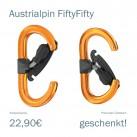 Austrialpin fifty-fifty: Wie sieht es mit Kompatibilität zu Sicherungsgeräten, Handling und Langlebigkeit aus?