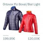 Ortovox Pizboval oder Piz Bial - Ist die Wollfüllung eine Alternative zu Daune und Co.?