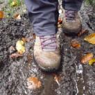 Ein absolut wetterfester Schuh macht Freude!