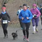 Laufen mit Hund - Für den Kleinen war nach vier Runden Schluß, für Frauchen nicht