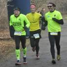 Team Berlin Sachsen Connection: Am Ende bedeutete ihr Rang 38 drei Startplätze für den 38. Leipzig Marathon im April