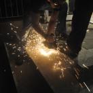 Metallelemente flexen