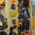 Neuordnung der Hüfttaschen, UL-Rucksäcke und Tablet-Zubehörteile