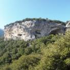Teststrecke in Südfrankreich