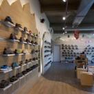 Schuhecke nach dem Umbau