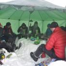 Auf Wintertouren im Fjäll muß man sich auf die Ausrüstung verlassen können.