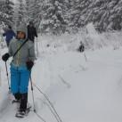 Im tapir-Testteam unterwegs im winterlichen Harz
