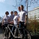 Das tapir cycling team. Die Trikots wurden uns von Vaude zur Verfügung gestellt - vielen Dank dafür!