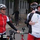 Anne dankt ihrem Coach, Schieber & Energizer
