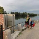 Ortlieb Back-Roller - unterwegs in Frankreich