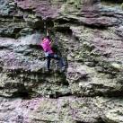 Rock Pillars - Rebel QC im Thüringer Porphyr